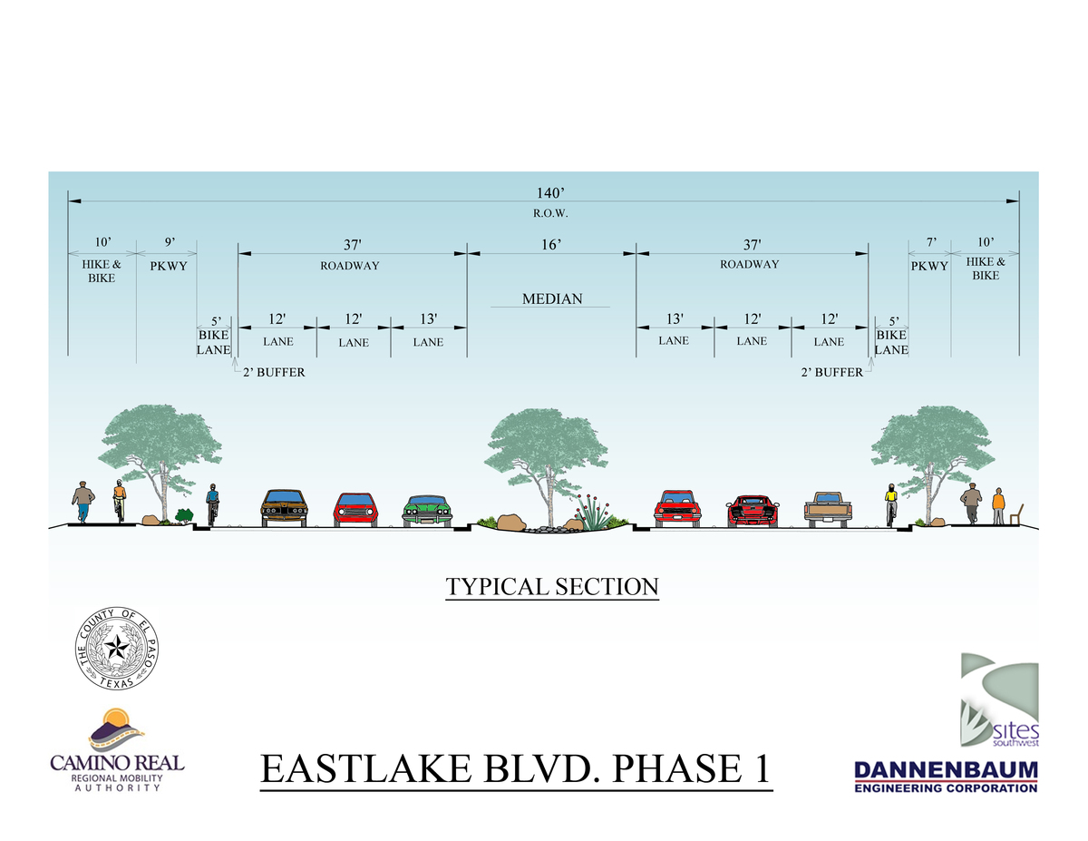 Section b rendering eastlake revised