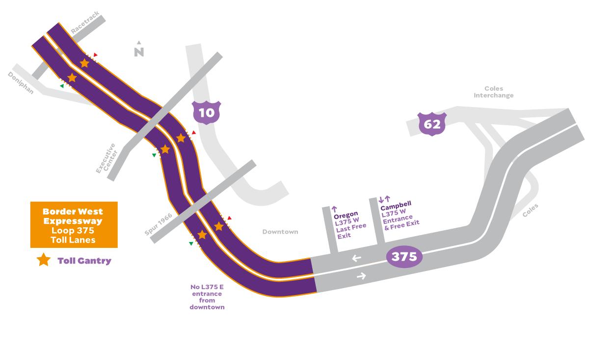 Crrma borderwest expressway map %283%29